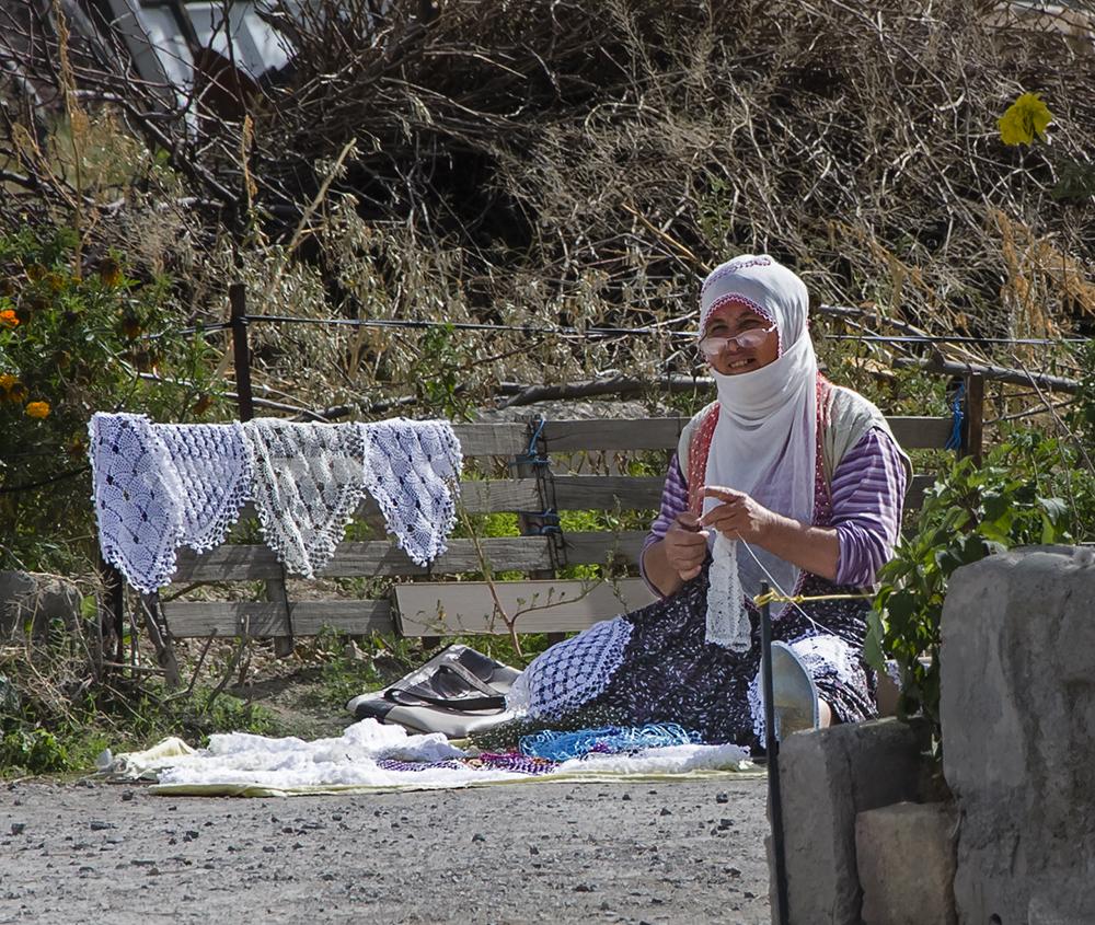 Turkiet Kappadokien