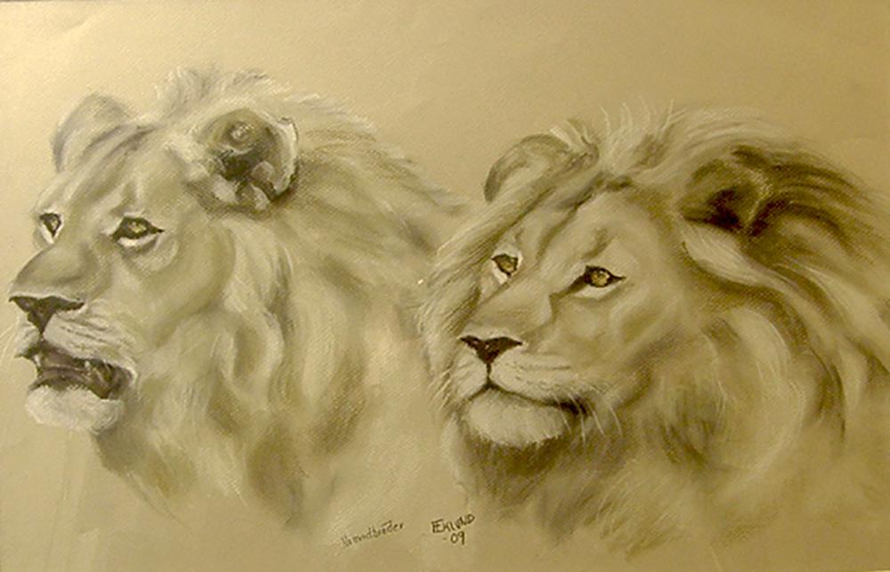 Lejonbröder
