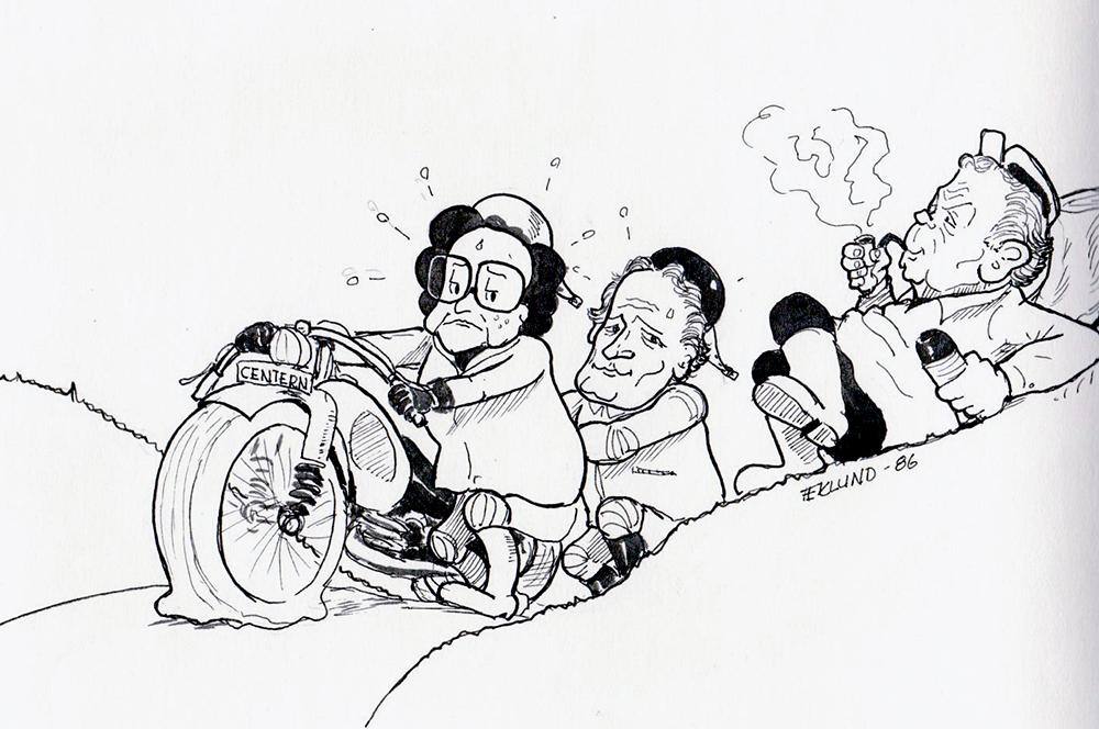 Pensionären 1986