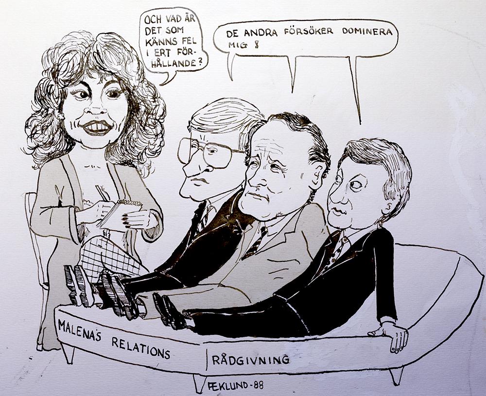 Relationsproblem 1988