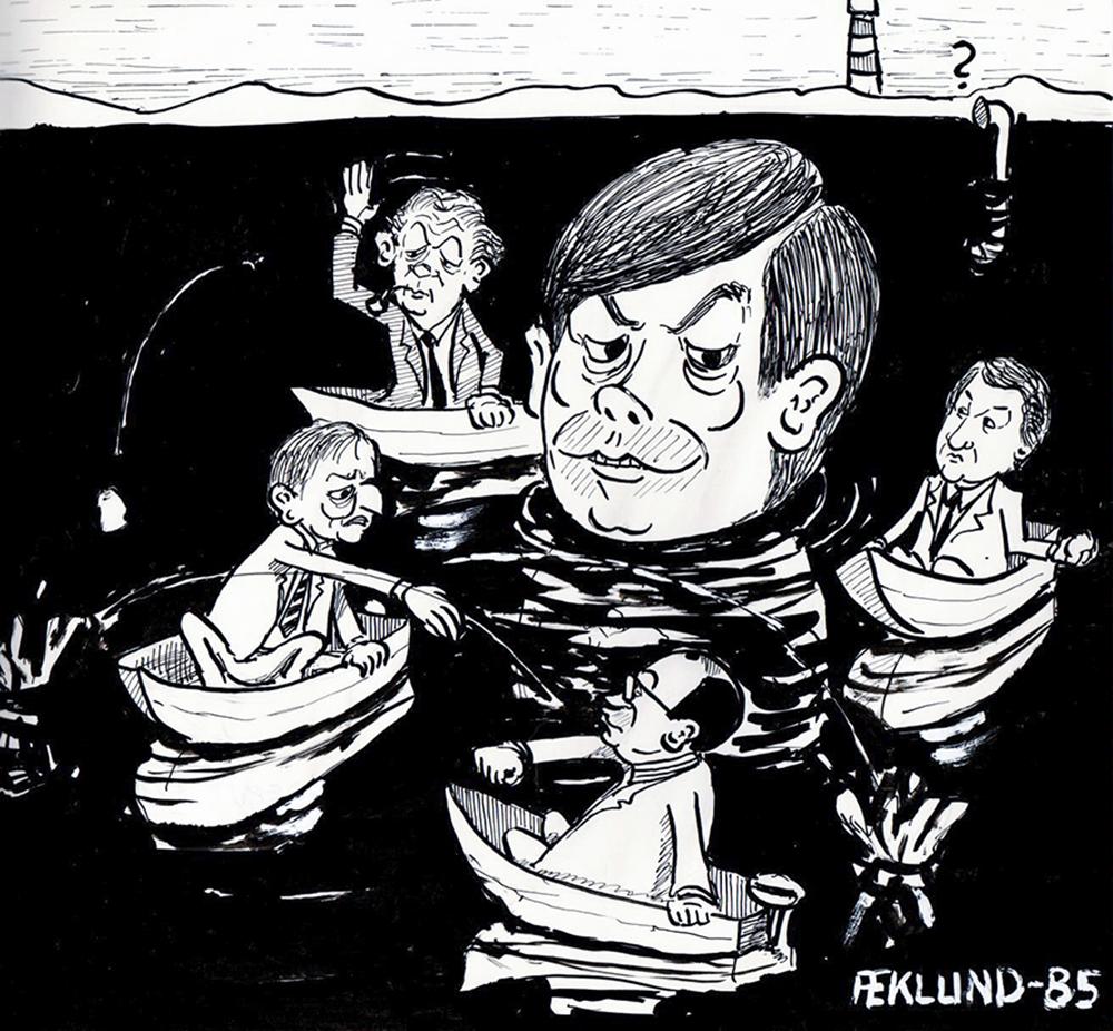 Ubåt 1985